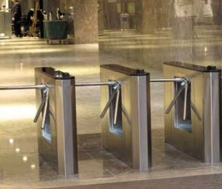 Tripod Turnstiles - Waist Height