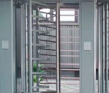 Rotary Turnstiles - Full Height