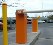 6 Metre Road Traffic Barrier