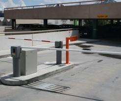 8 Metre Road Traffic Barrier